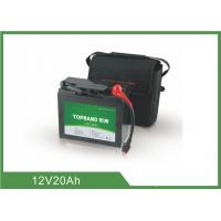 Buy cheap Topband 12V 20Ah LiFePO4 Lithium Battery over 2000cycles @ 100% DOD from Wholesalers