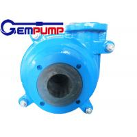 Buy cheap High Chrome 4/3D-Ah OEM Water Pumps / Chemical Industry pump from Wholesalers