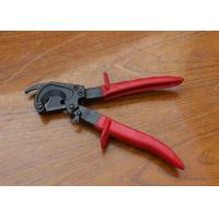 China Hand Armoured Ratchet Cable Cutter / Steel Basic Hand Tools ISO on sale