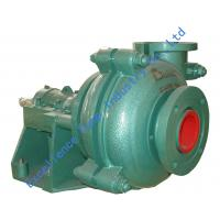 Buy cheap EHM-3C mining slurry pump with good performance for building material from Wholesalers