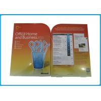 Buy cheap 100% Original Microsoft Office Home And Business 2010 Product Key Sticker Label from wholesalers