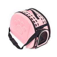 Buy cheap Breathable Pet Carrier Handbag Ventilated With Safety Buckle Zippers / Strap from Wholesalers