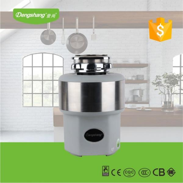 China insinkerator-like kitchen garbage disposal machine with 3/4 horsepower for sale