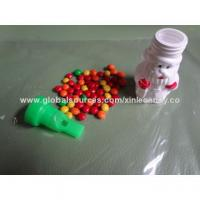 Buy cheap Pink Chocolate Jelly Beans / Fermenting Cacao Beans 24 Months Shelf Time from Wholesalers