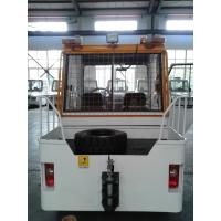 Buy cheap Lithium Battery Electric Baggage Tractor , Aircraft Tow Truck HFDQY250E from Wholesalers