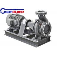 Buy cheap NS multi - purpose Horizontal suction sand pump 60~2000m³/h Flow from Wholesalers