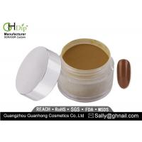 Buy cheap OEM Color 2 Oz Gel Healthy Nail Dipping Powder Without UV / LED lamp from wholesalers