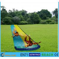Buy cheap Smooth Sliding Extra Long Slip N Slide , Blow Up Slip And Slide OEM For Adults from Wholesalers