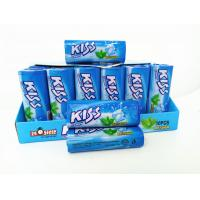 Buy cheap Kiss Colorful Multi Flavours Strong Mint Flavor Compressed Candy / Packed in plastic jars from Wholesalers