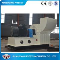 China Wood Sawdust Hammer Mill Grinder , Wood Chips Hammer Mill Small Corn Grinder on sale