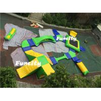 Buy cheap Customized PVC Tarpaulin Inflatable Amusement Park For Water Sport Games from Wholesalers