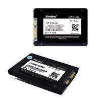 MLC NAND Dlash 2.5 Inch Sata Solid State Hard Drive 512GB 7mm Height