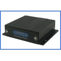 Buy cheap H.264 4channel vehicle DVR 32GB SD card storage with VGA connector/alarm from Wholesalers