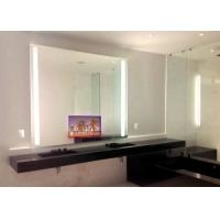 Touch LCD 32 Inch Frameless Mirror TV Optional Mirror Color Hotel Use