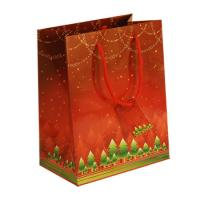 China Custom Made Christmas Personalized Paper Gift Bag Printed, goodie bag for promotional