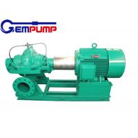 China S type single-stage double-suction centrifugal pump For fire protection system on sale