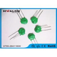 Buy cheap High Power 3 Terminals Metal Oxide Varistor 14E471K -40 - 85 Degree Operating Temp from Wholesalers
