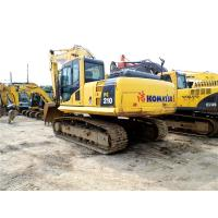 Good Condition Used KOMATSU PC210-8 Excavator for sale