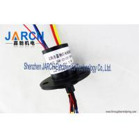Buy cheap 15A 2 Circiuts Signal Electrical Capsule Slip Ring OD 22mm 3 Circiuts from Wholesalers