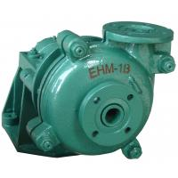 Buy cheap High pressure EHM-1B professional design types of Slurry Pumps for mining from Wholesalers