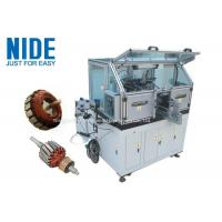 Buy cheap Three phase Armature Winding Machine / Equipment For Meat Grinder , Mixer Motor from Wholesalers