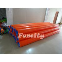 Buy cheap Orange Color Inflatable Water Toys Waterproof Airtight Floating Water Buoys for Water Park from Wholesalers