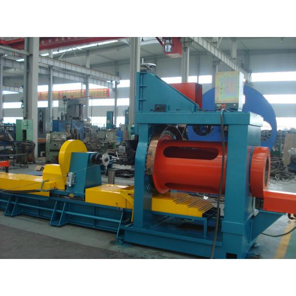 Low Carbon Steel Wire Mesh Welding Machine 6-40 PRM 2300MM Height ...