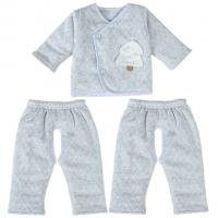 China Baby Newborn Gift Set Fall Boutique Clothing Manufacturer Clothes Sets on sale