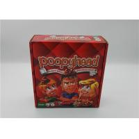 Buy cheap 2-4 Players Adults Popular Card Games POOPYHEAD , Fun Family Card Games from Wholesalers