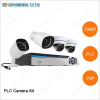 Buy cheap 2 megapixel power line communication PLC ip cctv camera security system from Wholesalers