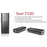 Buy cheap Hot selling !!!125w Ecig Box Mod KIt Soar T120 Vaporizer  big vapor model box mod from Wholesalers