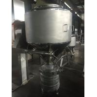 Buy cheap Automatic / Semi Automatic Pharmaceutical Mixer Powder Machine Bin Blender from Wholesalers