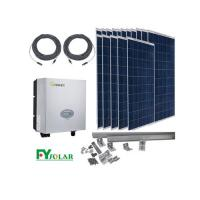 Buy cheap Stand Alone Domestic Solar Power Systems Photovoltaic Battery Module Dust Proof from Wholesalers