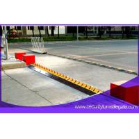 Buy cheap 220v - 380v Traffic Spikes Security Road Blocker for remote control from Wholesalers