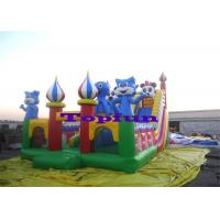 Buy cheap Disney Combo Inflatable Water Slide from Wholesalers