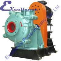 Buy cheap Large Capacity Abrasion Resistant Power Saving Industrial Centrifugal Slurry Pump from Wholesalers
