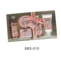 Buy cheap 150ml Shower Gel Bubble Bath Gift Set , 90ml Body Lotion #8BS-010 from Wholesalers