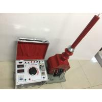 Buy cheap AC / DC Dry Type 60KV Hipot Test Set High Voltage Testing Of Transformer from Wholesalers