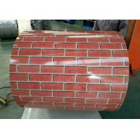 Buy cheap Roofing Color Coated Steel Coil Anti Corrosion For Outdoor Wall Decoration from Wholesalers