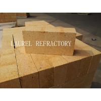 Buy cheap Red SK36 Refractory Fire Clay Bricks For Furnaces Low Porosity High Density from Wholesalers