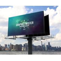 Buy cheap P8 Waterproof Advertising LED Signs High Resolution LED Display Screen from Wholesalers