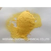 China Polymer Poly Aluminum Chloride Msds , Pac Water Treatment ISO Certificate on sale