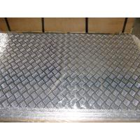 Buy cheap 5083 5052 5754 Aluminum Diamond Plate For Elevator Car Or Truck from Wholesalers