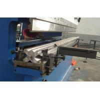 Buy cheap 8mm Thickness , 300 Ton Press Brake Machine With Estun E10 E200 CNC from Wholesalers