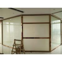 Buy cheap 1.8m bend smart glass,tempered switchable glass, PDLC glass, safety glass from Wholesalers