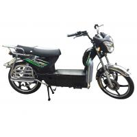 Buy cheap Steel Frame Adult Electric Bike , 60V 20Ah Lead - Acid  Cool Build Electric Bike from Wholesalers