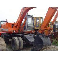 EX100WD USED HITACHI WHEEL EXCAVATOR FOR SALE ORIGINAL JAPAN USED HITACHI for sale