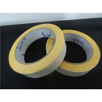 China Heavy Duty Indoor Adhesive Double Sided Carpet Tape Water Resistant on sale