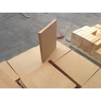 Buy cheap High Alumina Refractory Bricks / Insulation Firebrick SK34 SK36 SK38 SK40 from Wholesalers