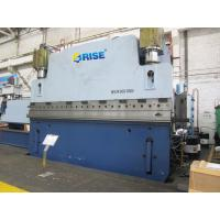 Buy cheap Sheet Metal 16 MM CNC Heavy Duty Press Brake , High Precision CNC Press Brake Bending from Wholesalers